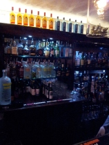 stocked bar